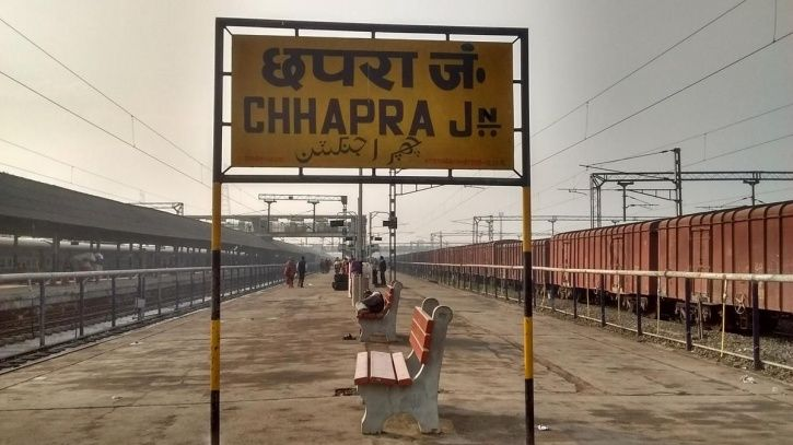 Bihar: 16 human skulls, 34 skeletal remains recovered from man at Chhapra railway station