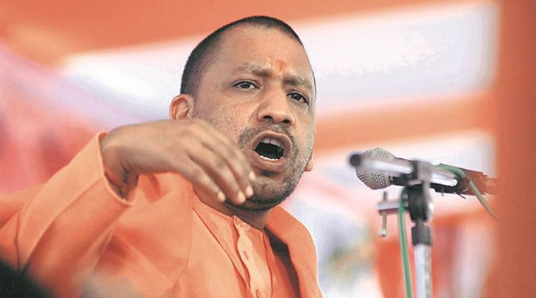 Yogi Adityanath gets legal notice for calling Lord Hanuman Dalit