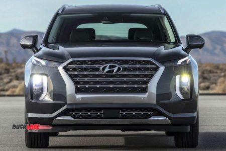 Hyundai Palisade SUV debuts – Gets 3 rows, 8 seats, 20 inch tyres