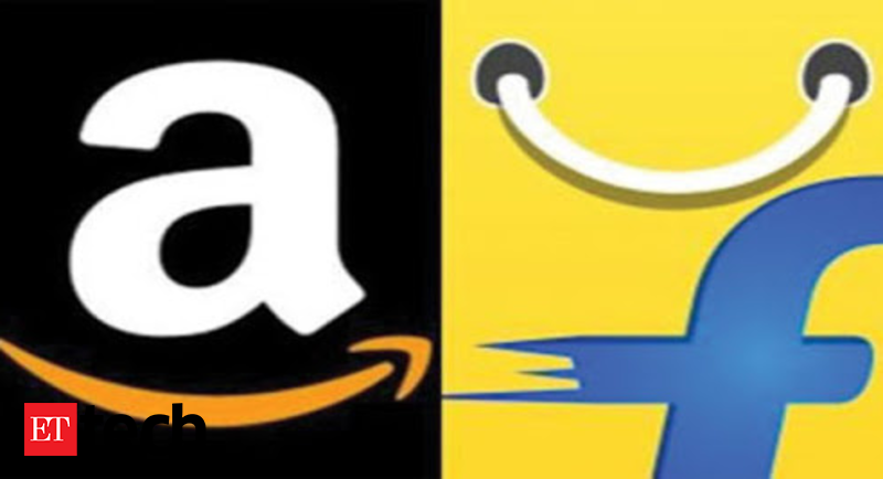 Amazon overtakes Flipkart with $7.5 billion GMV