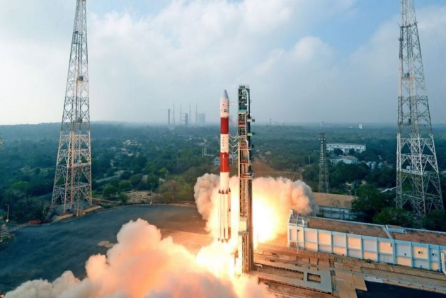 ISRO Launches India