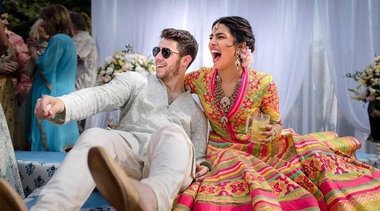 Priyanka Chopra and Nick Jonas get married in a Hindu ceremony