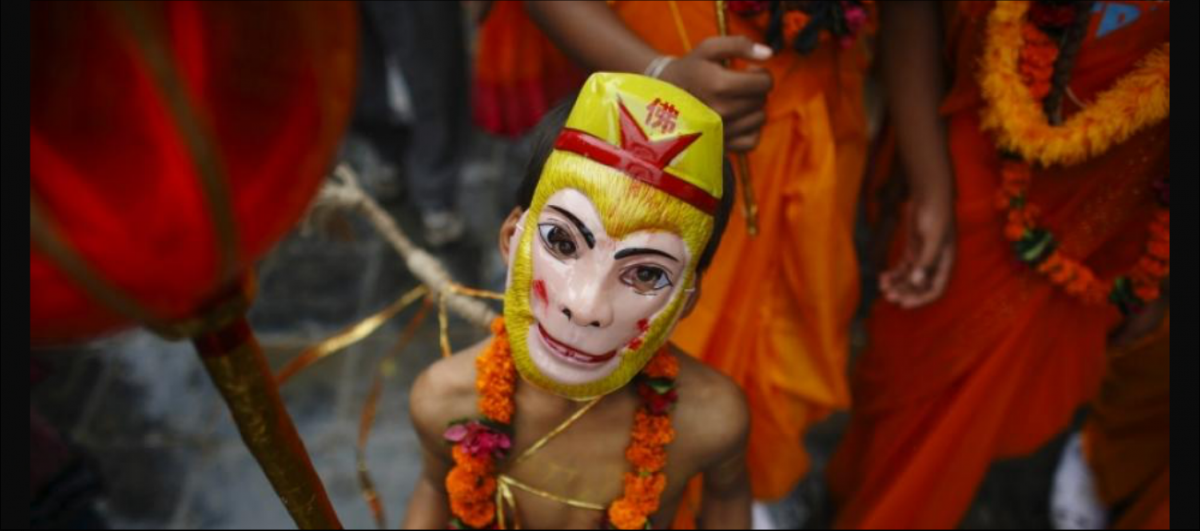 Hanuman as a Dalit – the Right