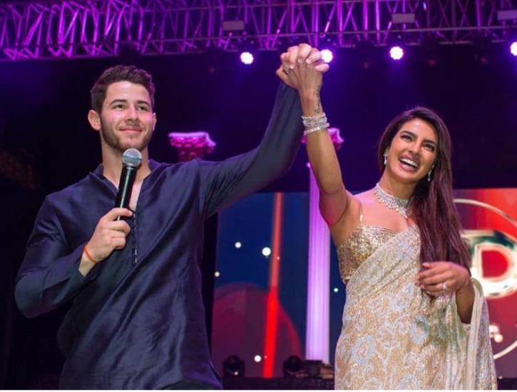 After Rooting For Cracker Free Diwali, Priyanka Chopra Gets Trolled For Fireworks At Her Own Wedding