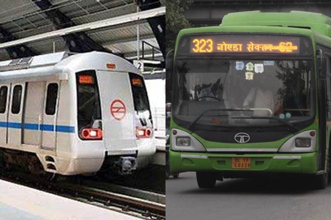 Travel by Delhi Metro, DTC?