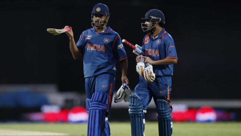 """Was A Massive Shock"": Gautam Gambhir Slams MS Dhoni"
