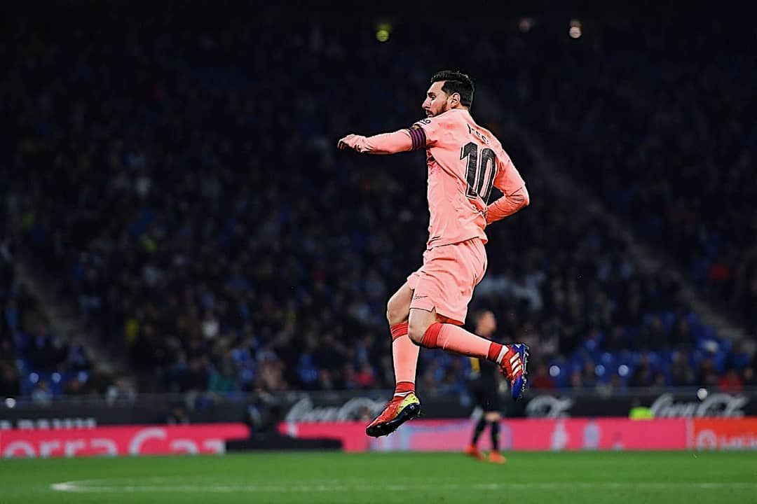 Lionel Messi's free-kick record is just ridiculous