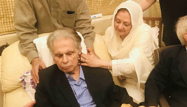 Dilip Kumar To Celebrate 96th Birthday With Saira Banu And Close Friends