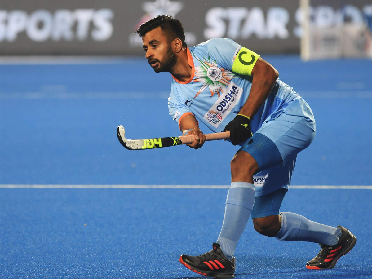 Hockey World Cup: Perform or perish, captain Manpreet sends out a strong message