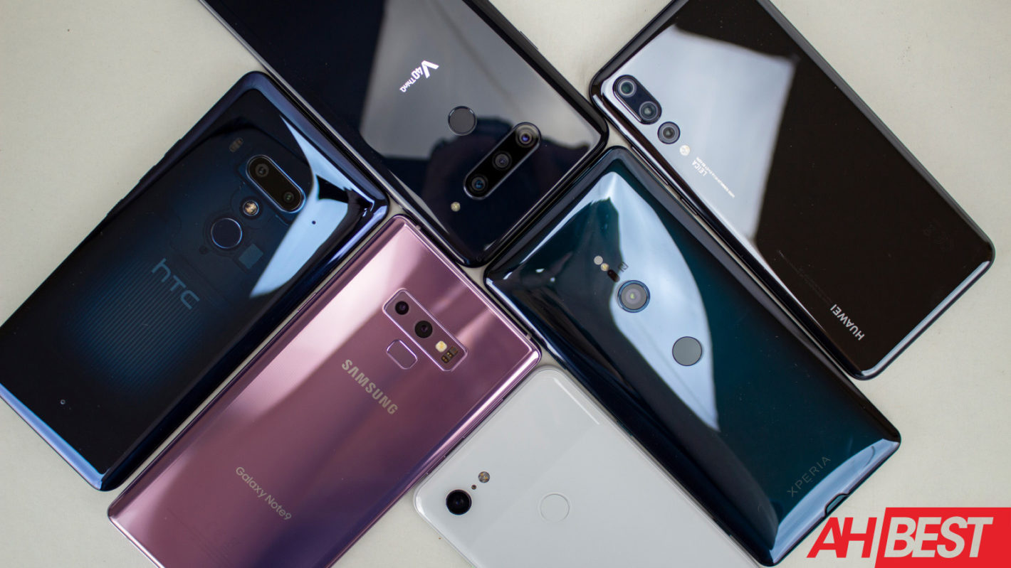 Top 10 Best Android Smartphones of 2018