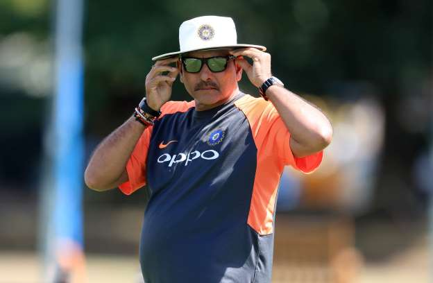 Ravi Shastri Trolled For Obscene Comment After India