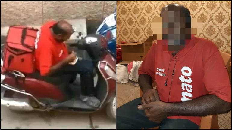 Wave Of Sympathy For Zomato Delivery Man Who Got Sacked After Eating Customer