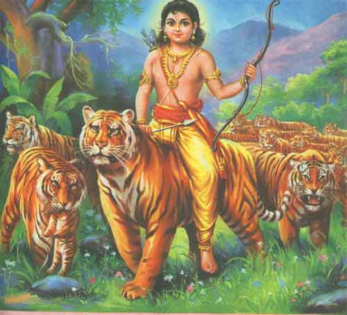 Story of Ayyappa – Legend of Lord Ayyappa of Sabarimala – Simple Ayyappa Story