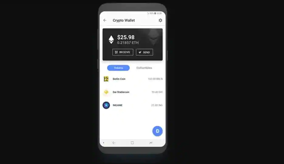 Opera browser for Android now features built-in crypto wallet: Here's how it works