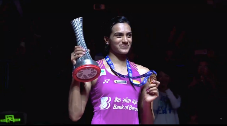 PV Sindhu breaks finals jinx, seals gold at BWF World Tour Finals