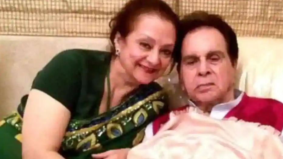 Dilip Kumar's wife Saira Banu seeks PM Modi's help over 'land mafia' threats