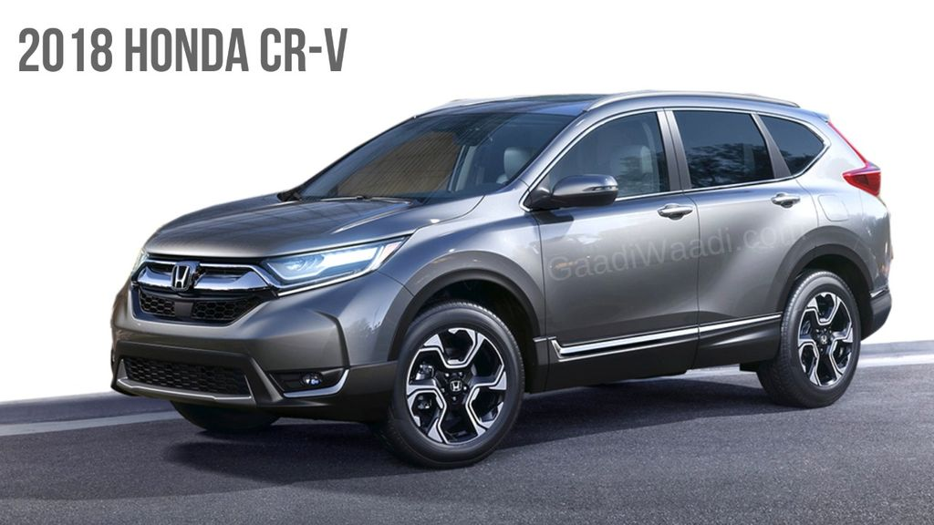 5 Things You Should Know About The 2018 Honda CR-V