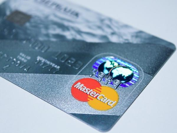 Your MasterCard might give you trouble. Here