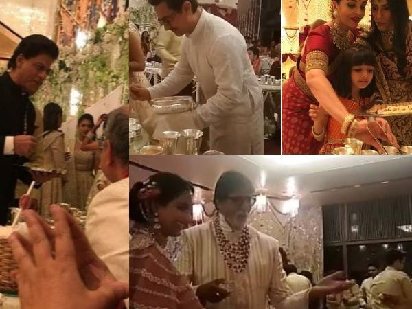 Abhishek Bachchan reveals why Shah Rukh Khan, Aamir Khan, Big B, Aishwarya Rai served food at Isha