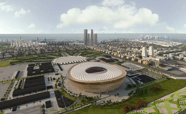 Qatar Reveals Design Of 2022 World Cup Final Stadium, Can Seat 80,000