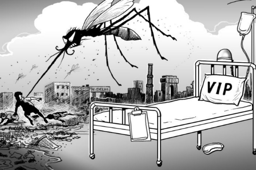 Delhi Sees More Dengue Cases this Winter than Last