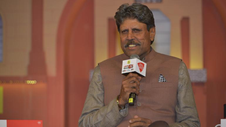 Just like Kohli, I will run shirtless if India win 2019 World Cup: Kapil Dev