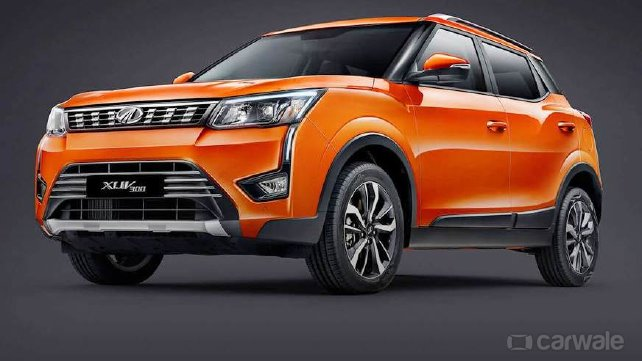 Mahindra XUV300 revealed: Design highlights