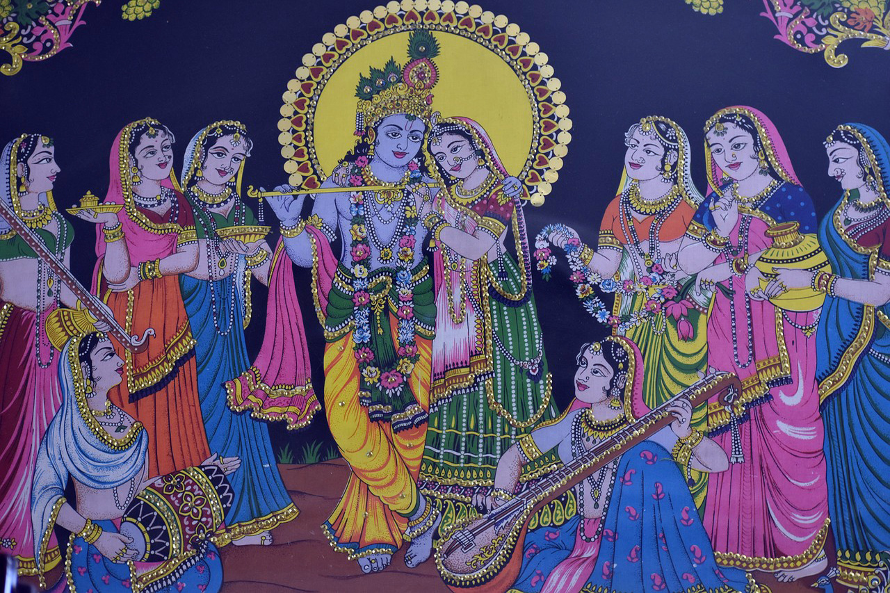 Love & Life lessons from Radha Krishna