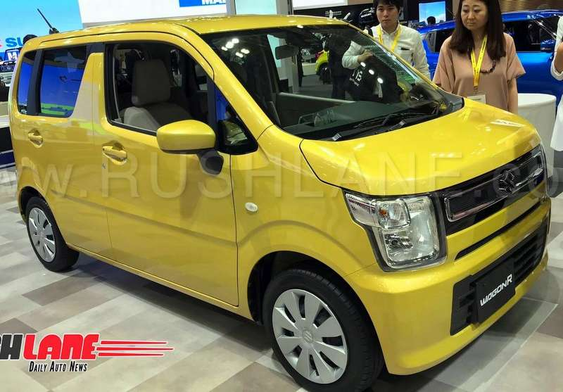 New Maruti WagonR India launch in Jan 2019 – Gets petrol, CNG, LPG option
