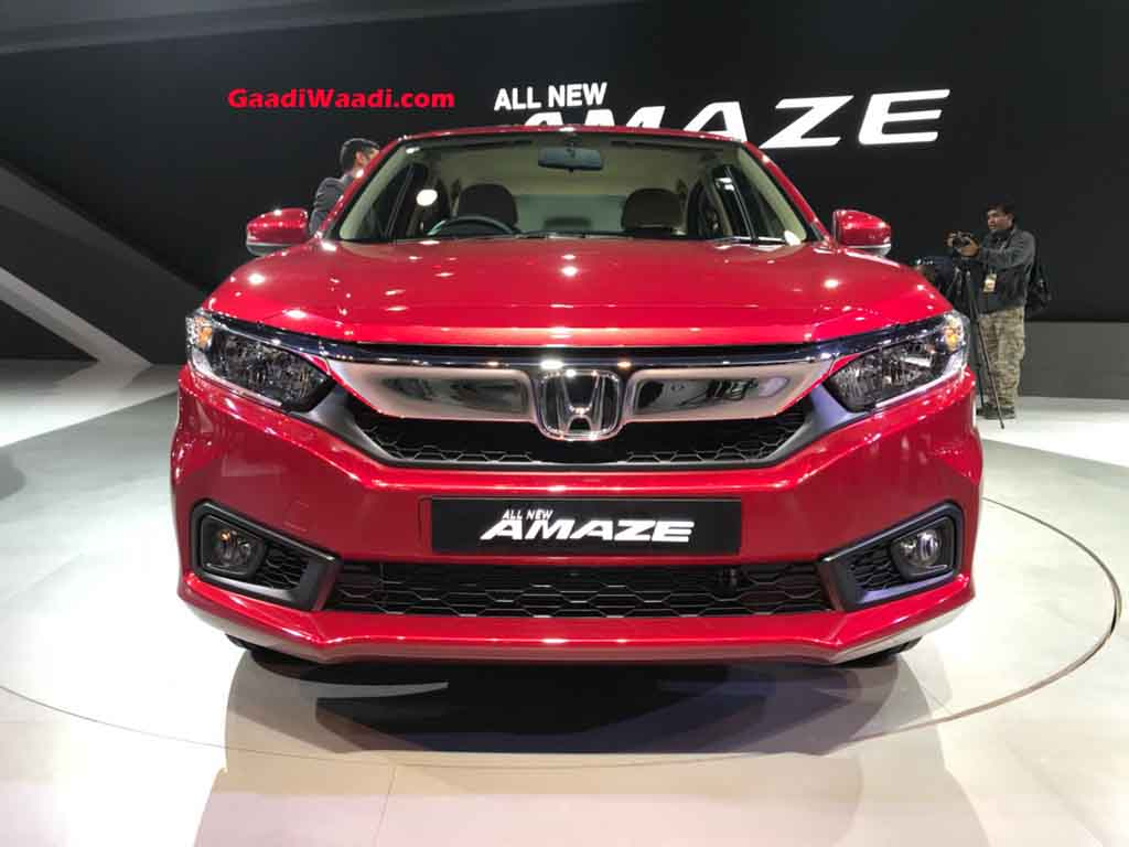 5 Best Car Launches of 2018: From Honda Amaze to Maruti Suzuki Ertiga