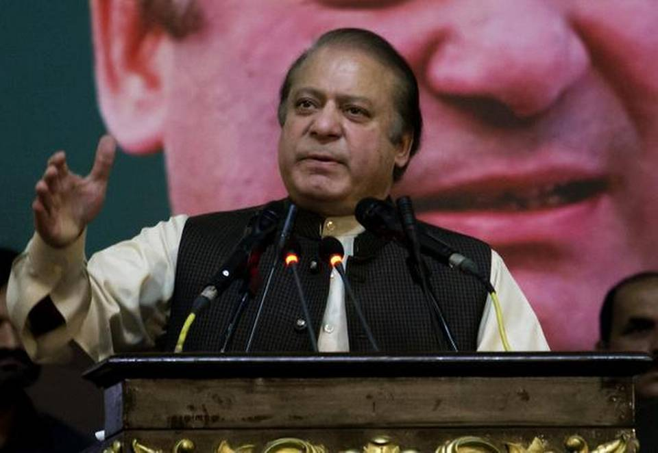 Nawaz Sharif sentenced to 7 years in jail in Al-Azizia Steel Mills graft case