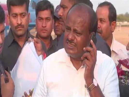 """Kill Mercilessly"": Karnataka Chief Minister HD Kumaraswamy"