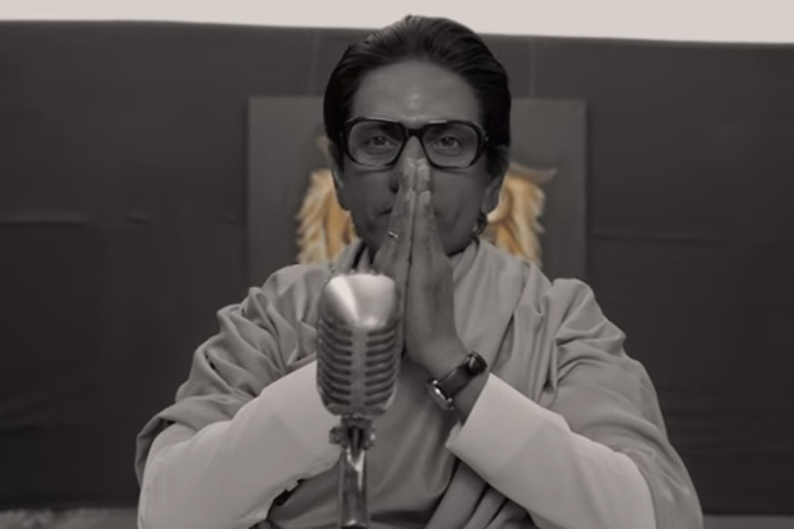 Thackeray Trailer: Nawazuddin Siddiqui Shines as the Shiv Sena Leader