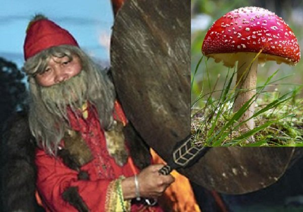 The Ancient Connection Between Santa And Psychedelic Mushrooms