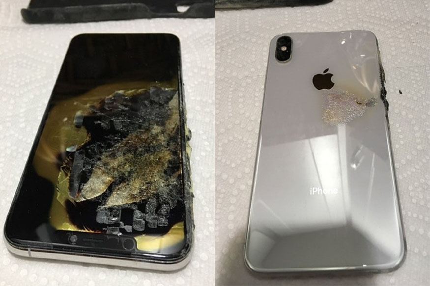 Apple iPhone XS Max Allegedly Catches Fire While in Owner's Pocket; Victim Weighing Legal Action