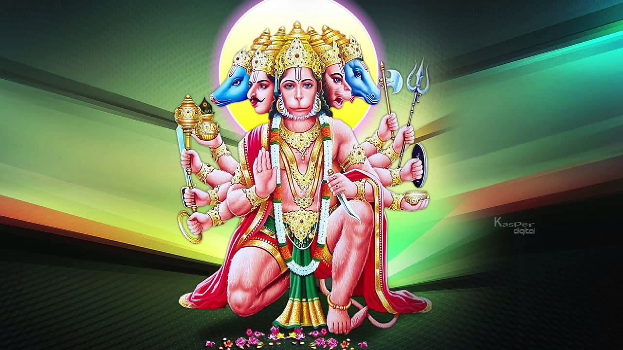 How Hanuman Got the Title Sankat Mochan?