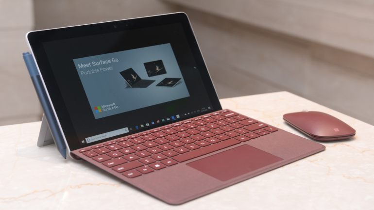 Microsoft's smallest and cheapest 2-in-1 device Surface Go launched in India: Price, specs, availability
