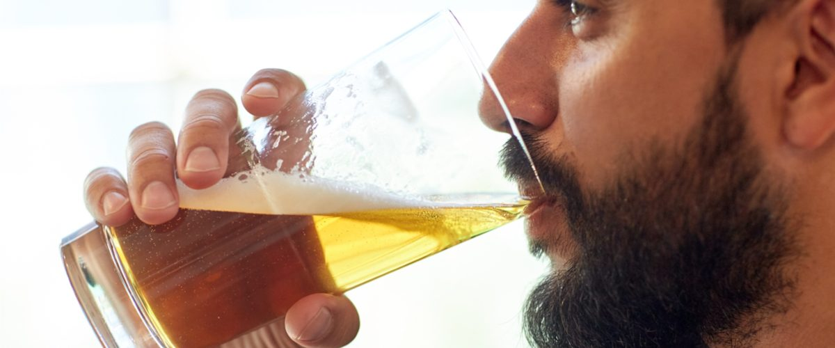 Drinking Beer Is Actually Very Healthy