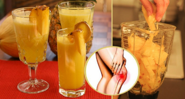 This Is The Most Amazing Drink That Will Help You Rebuild Your Ligaments, Cartilages And Strengthen Your Knees In No Time!