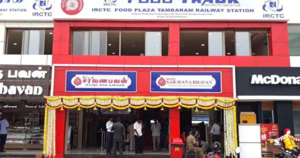 5 Restaurant Chains Including Saravana Bhavan Raided In Chennai
