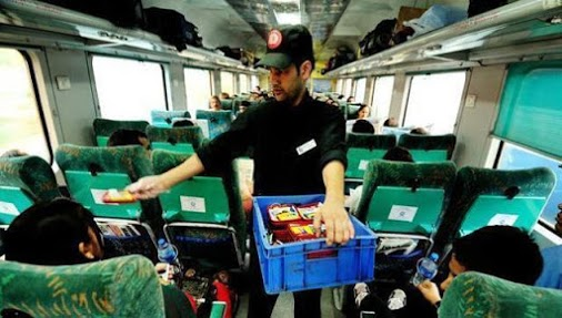 'No tips please, if no bill, your meal is free': Indian railways' new policy