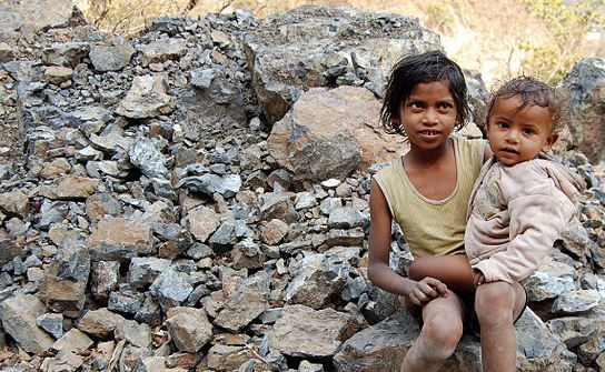 Why India is a poor country