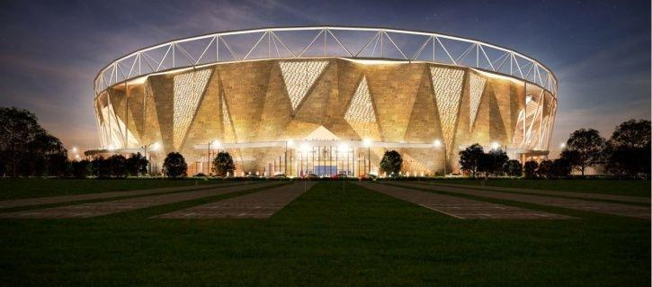 Motera Cricket Stadium In Ahmedabad With Seating Capacity Of Over A Lakh To Be Largest In The World