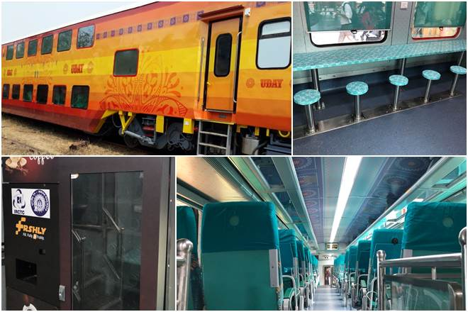New UDAY Express rolls out soon! Indian Railways to introduce luxury double-decker train; details here