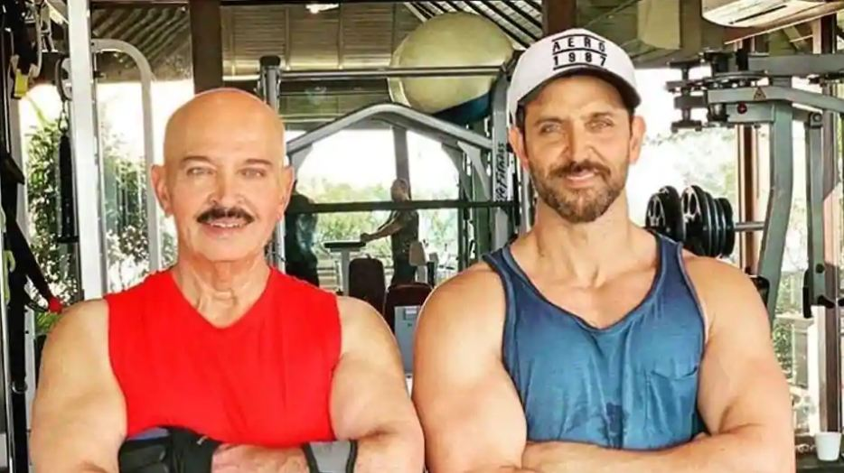 Hrithik Roshan confirms dad Rakesh Roshan has early stage cancer, says surgery went well
