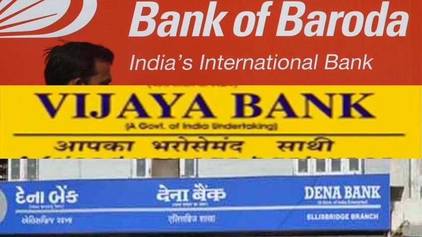 Bank of Baroda + Vijaya Bank + Dena Bank merger: Here