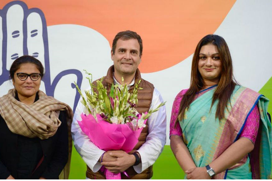 Apsara Reddy Becomes First Transgender Officebearer in Congress