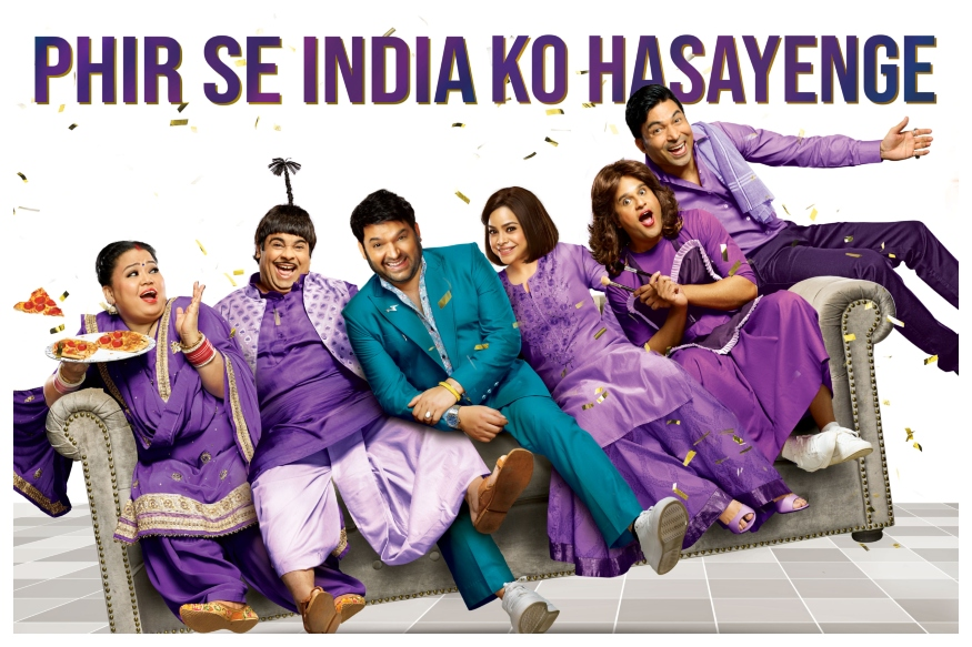 The Kapil Sharma Show Season 2 is Among Top 5 Shows of the Week