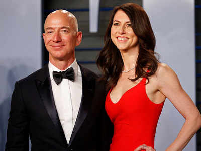 Affair with friend's wife may cost Amazon's Jeff Bezos $69 billion