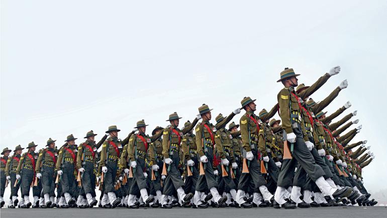 Battle of the Bulge: Bipin Rawat